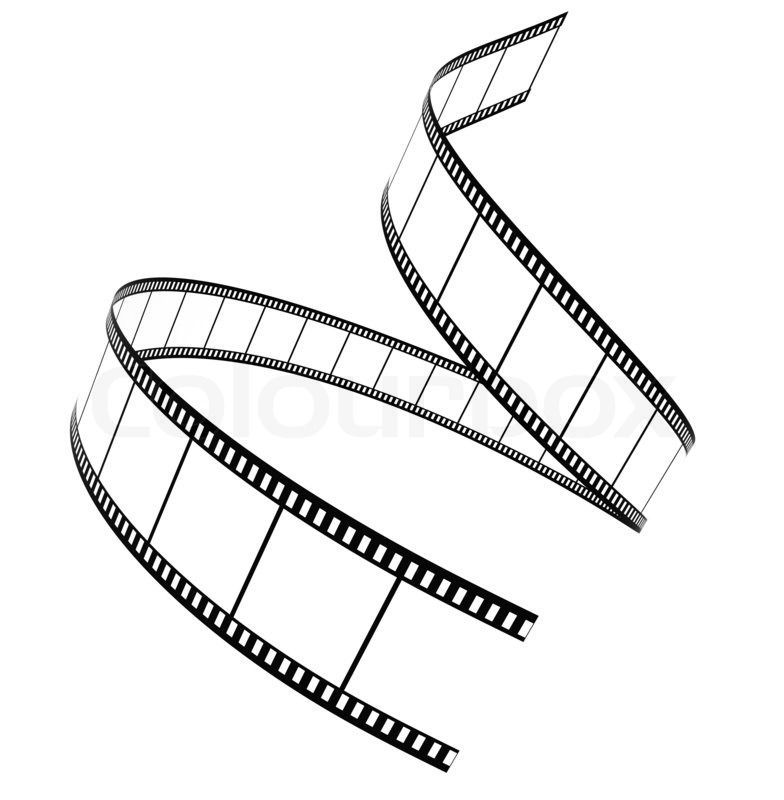 35mm film letters clipart clip library download camera film roll clip art   Stock image of \'3D film strip roll ... clip library download
