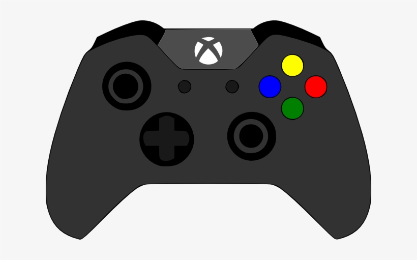 360 controller clipart png freeuse library Xbox Controller Svg - Xbox Controller Clipart Transparent PNG ... png freeuse library