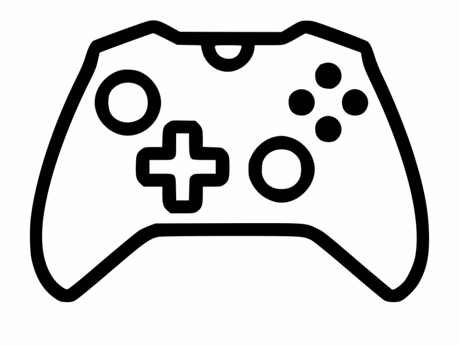 Controller - Xbox One Controller Clipart, Transparent Png Download ... picture royalty free library