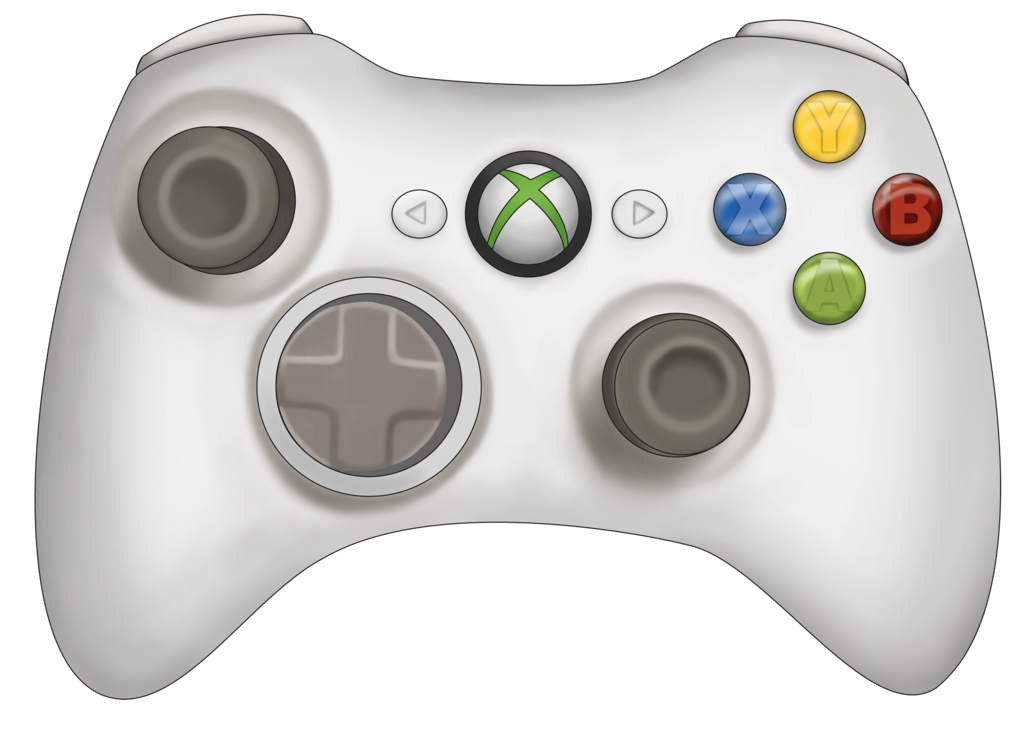 Xbox Controller Template | Cake Idea Board in 2019 | Xbox controller ... graphic download
