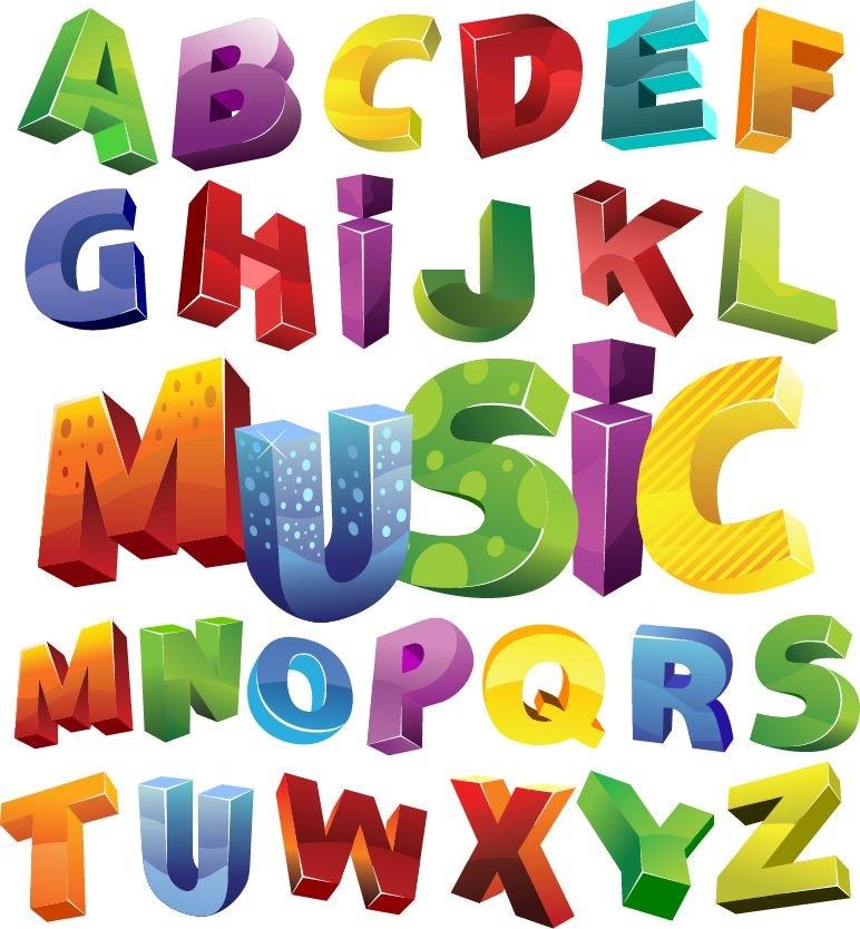 3d alphabet letters clipart clipart stock 19 Alphabet Letters Vector Images - Free Alphabet Letters Clip Art ... clipart stock