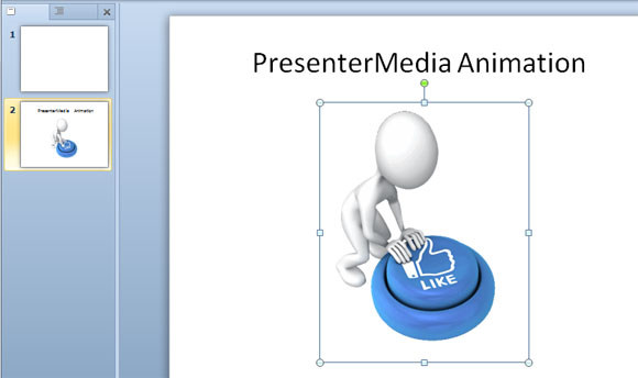3D Cliparts for PowerPoint - Templates and Backgrounds picture free
