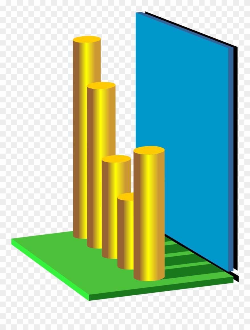 3d background clipart vector freeuse download 3d Graph Png - Bar Graph 3d Transparent Background Clipart (#725015 ... vector freeuse download