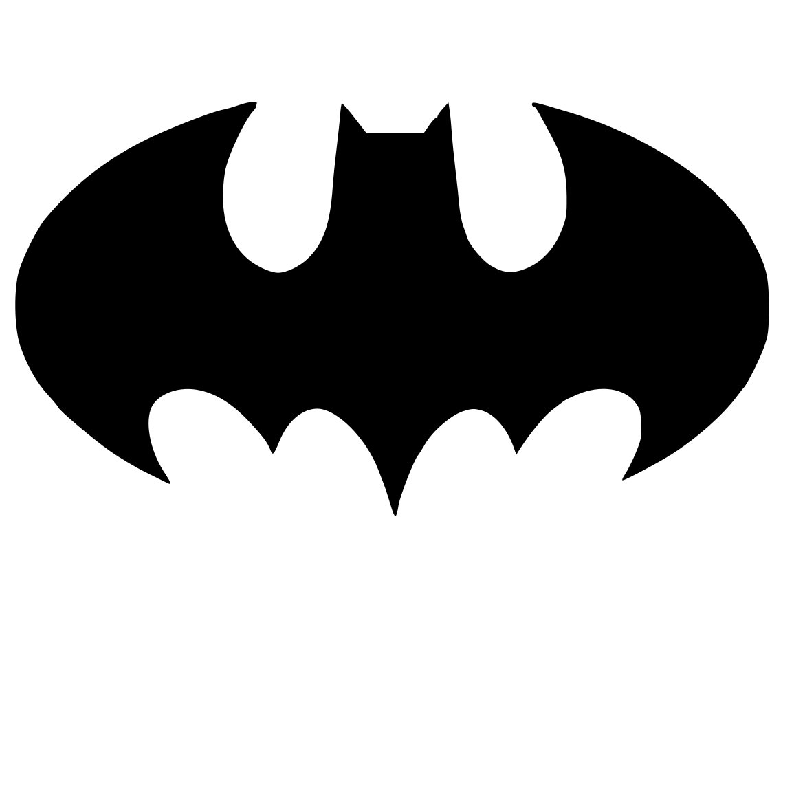 Cutting Files for You: Batman | Crafts | Batman party, Svg cuts ... clipart free download