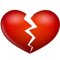 Broken heart free clipart png freeuse stock Free Heartbroken Cliparts, Download Free Clip Art, Free Clip Art on ... png freeuse stock