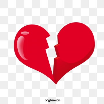 Broken Heart Png, Vector, PSD, and Clipart With Transparent ... image transparent download