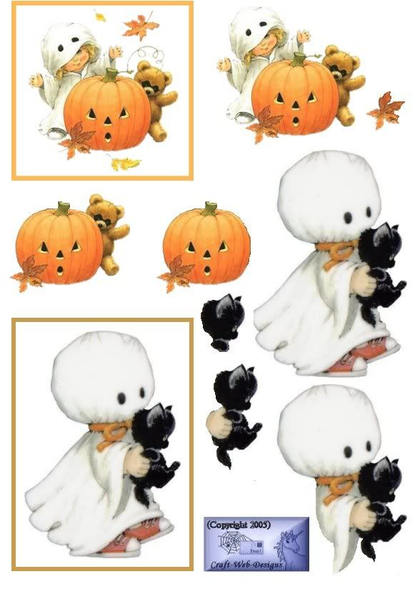 Halloween Trick or Treater | Papers - 3D Misc | Halloween, 3d sheets ... clipart transparent stock