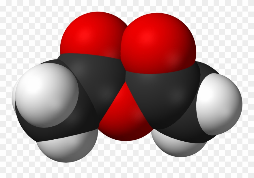 Acetic Anhydride From Xtal 2003 3d Sf - Illustration Clipart ... svg freeuse
