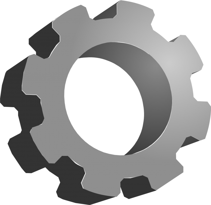 3d clipart 3 gears graphic free 3d Gear Png 3 Vector, Clipart, PSD - peoplepng.com graphic free