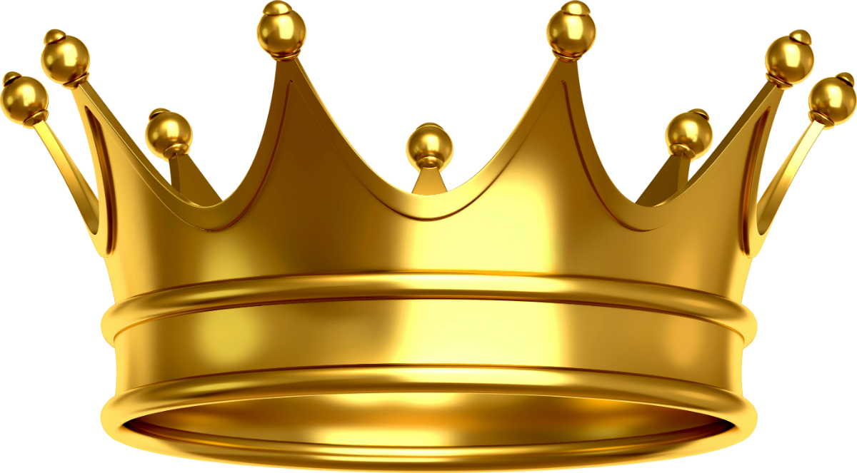 Crown clipart gold png black and white Hd Clipart (41+) Desktop Backgrounds png black and white
