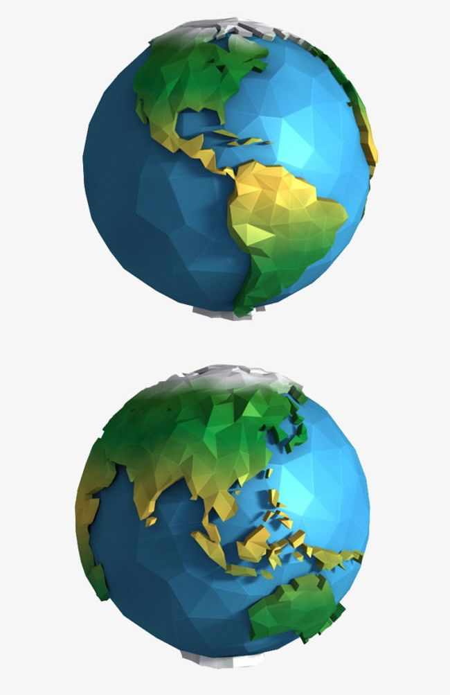3d clipart earth image transparent download Low Poly 3d Model Of Earth PNG, Clipart, 3d Clipart, Business, Earth ... image transparent download
