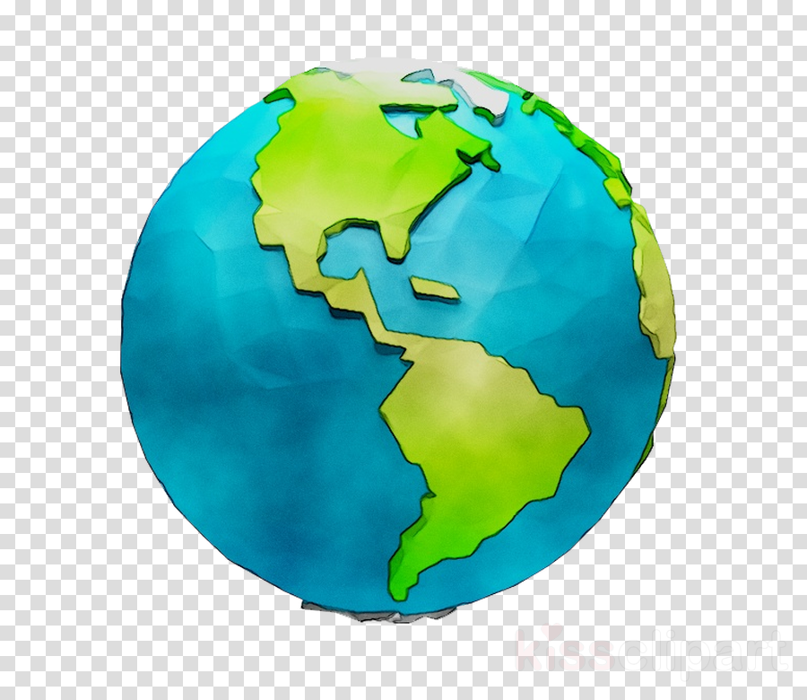 Earth 3d clipart clip art freeuse library Earth Animation clipart - Earth, Globe, Green, transparent clip art clip art freeuse library