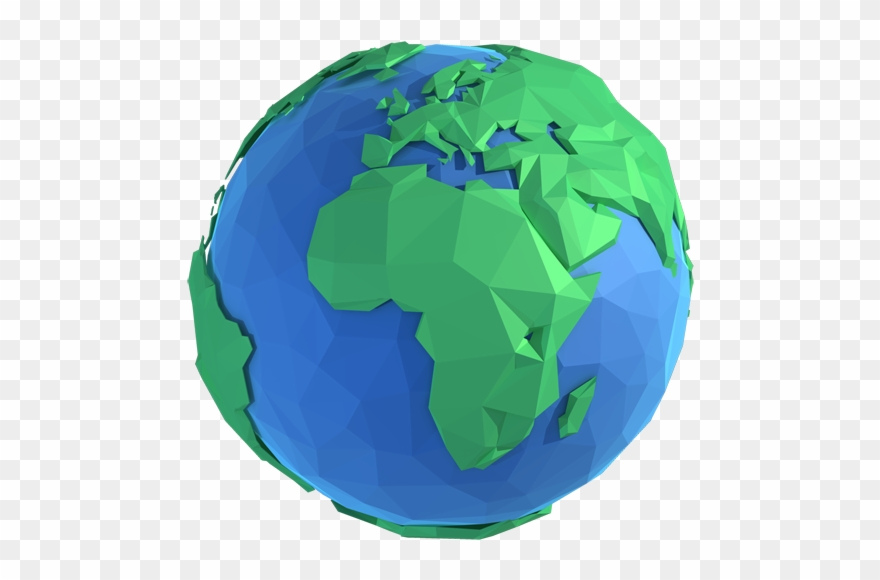 3d clipart earth vector free stock Planets Clipart Animated Globe - 3d Model Of Earth - Png Download ... vector free stock