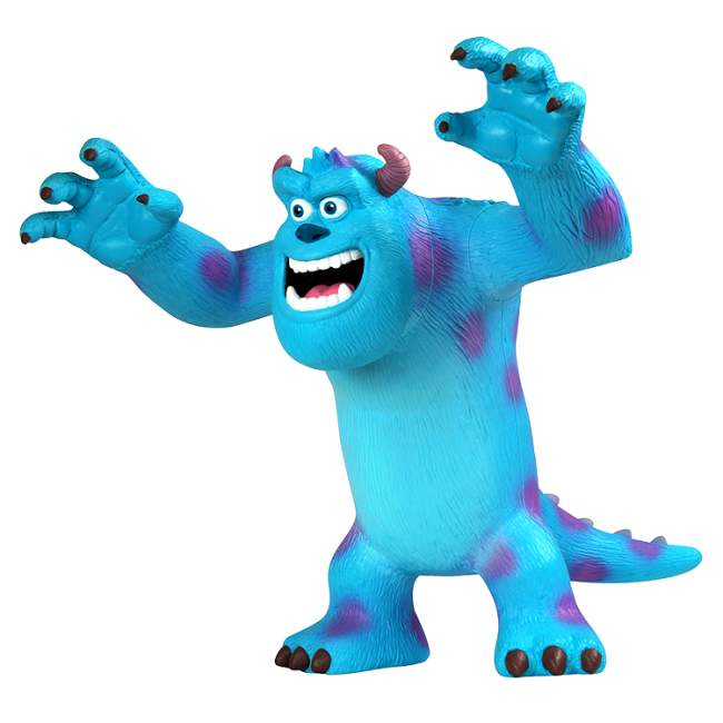 3d clipart monster clipart free download Monsters Inc Sully 3D | Clipart Panda - Free Clipart Images clipart free download