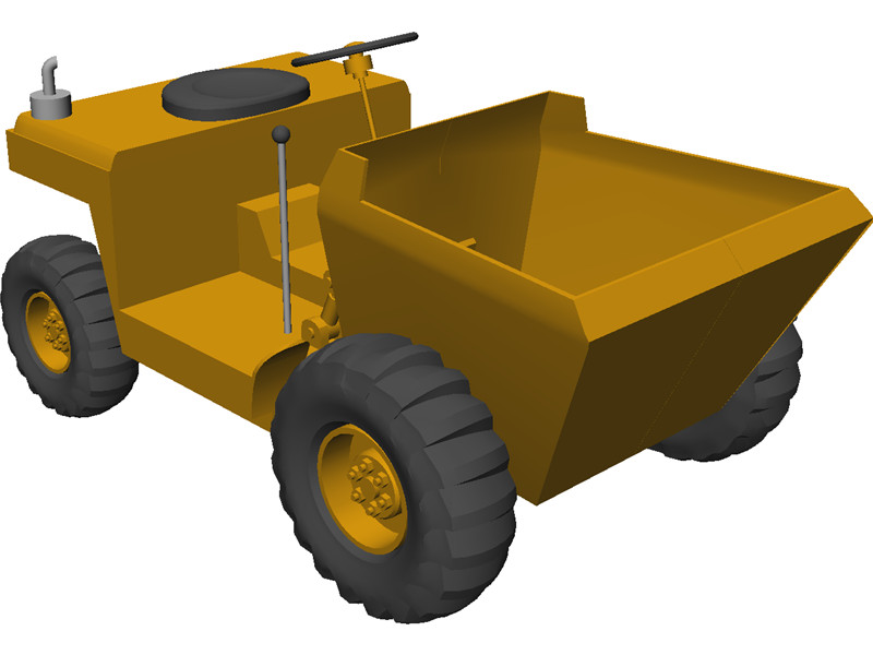 Construction Truck 3D Model Download | 3D CAD Browser - Cliparts.co jpg library download