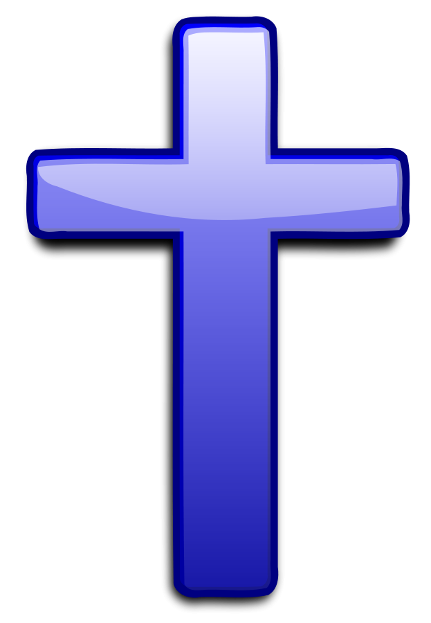 Free blue cross clipart clip black and white Cross Clipart at GetDrawings.com | Free for personal use Cross ... clip black and white