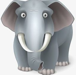 3d elephant clipart vector transparent 3d Hd Animals PNG, Clipart, 3d Clipart, 3d Clipart, Animal, Animals ... vector transparent