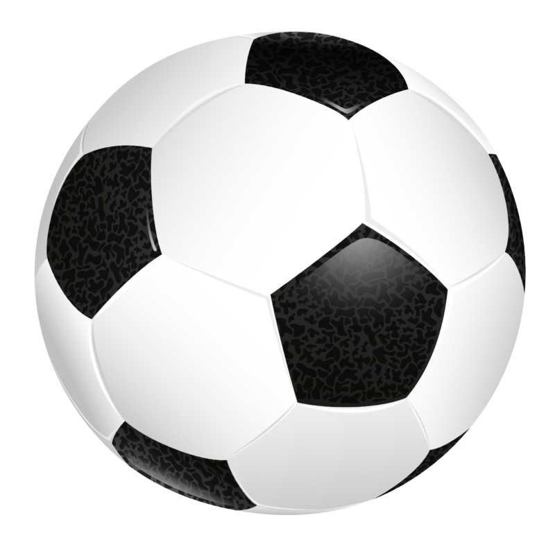 Free images and photos. Football clipart black white