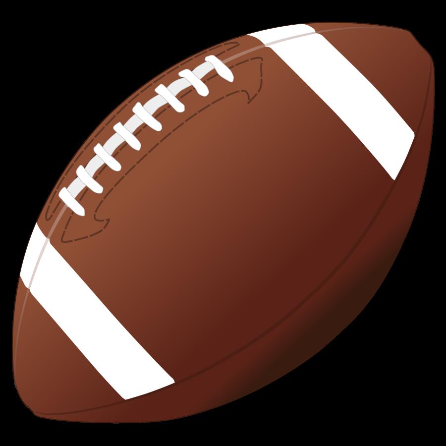 American football border clipart vector royalty free stock Football Clipart | Clipart Panda - Free Clipart Images vector royalty free stock