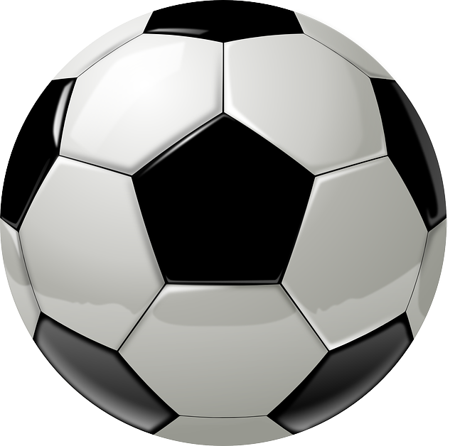 3d football clipart image free stock Image of Soccer Goal Clipart Black and White #8839, Sports Clip Art ... image free stock