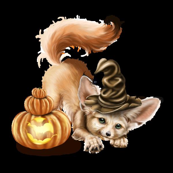 Animal halloween clipart png transparent stock TUBE HALLOWEEN ANIMAUX | Animal 3D Tubes | Pinterest png transparent stock