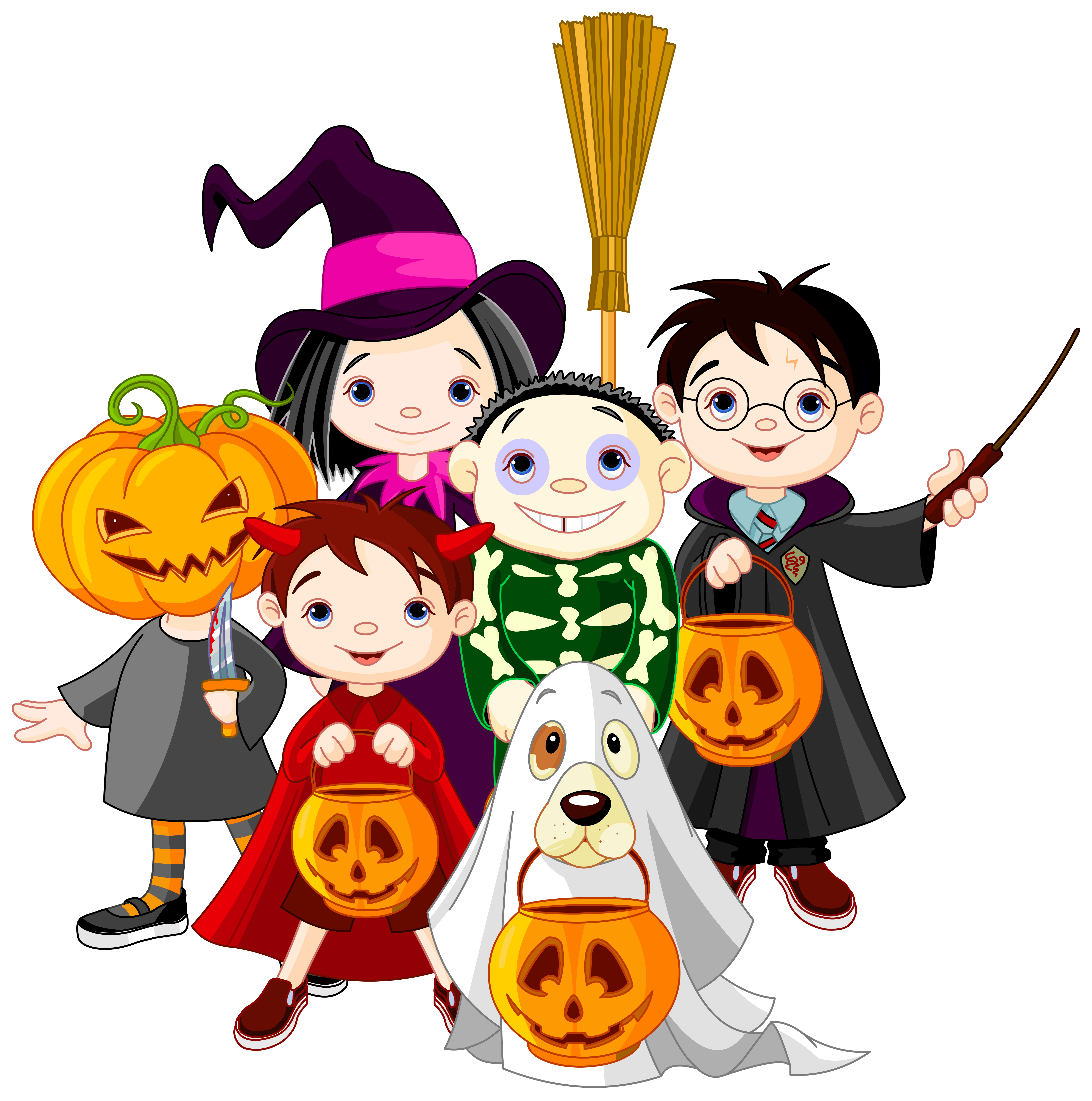 3d halloween clipart png free download 28+ Collection of Free Children's Halloween Clipart   High quality ... png free download