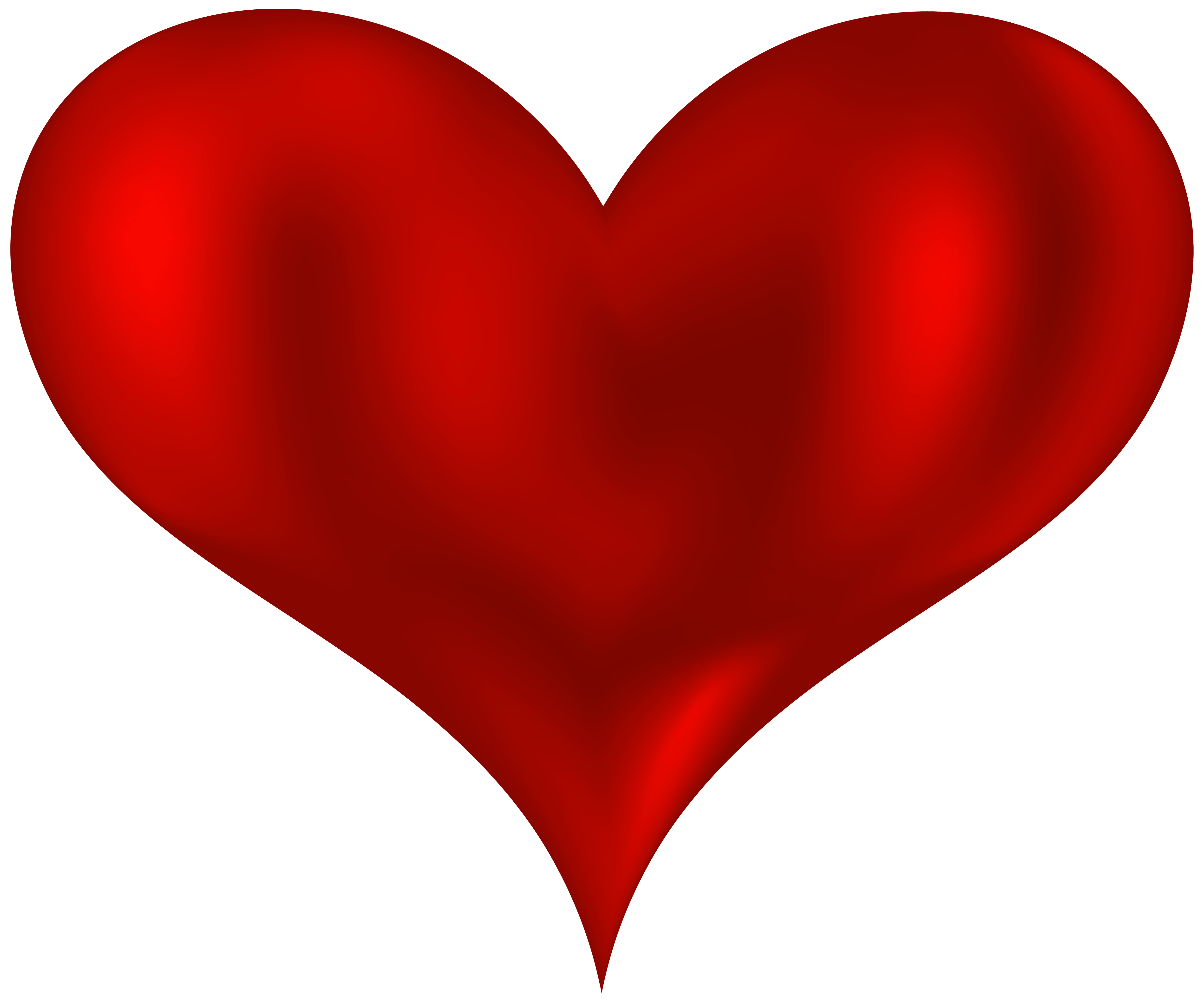 Beautiful heart clipart