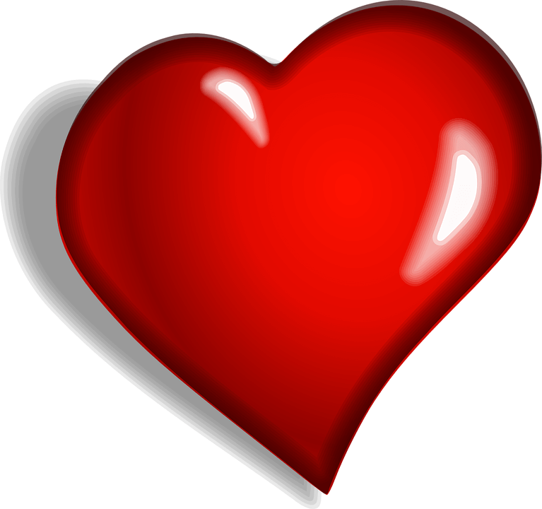3d heart images clipart banner royalty free Heart Png 3d banner royalty free