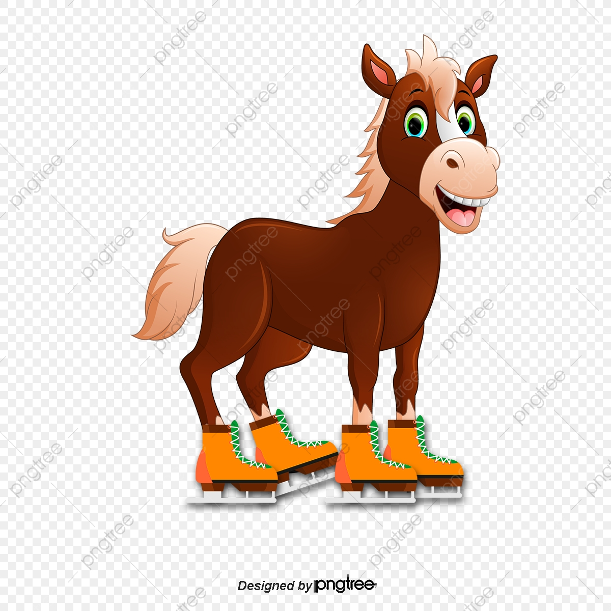Cute 3d Cartoon Horse Pictures, Cartoon Clipart, Horse Clipart, Cute ... royalty free library