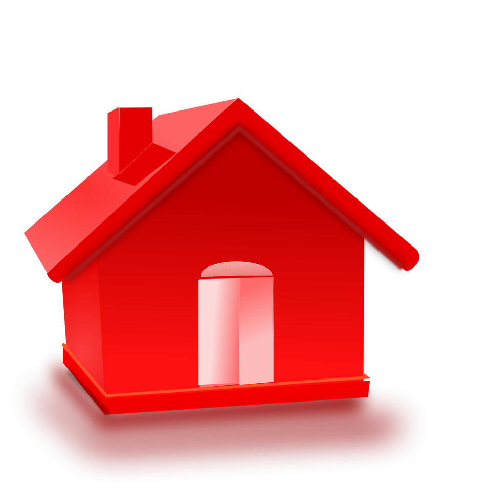 House drawing clipart image free download House | Free Stock Photo | Illustration of a red house | # 14963 image free download