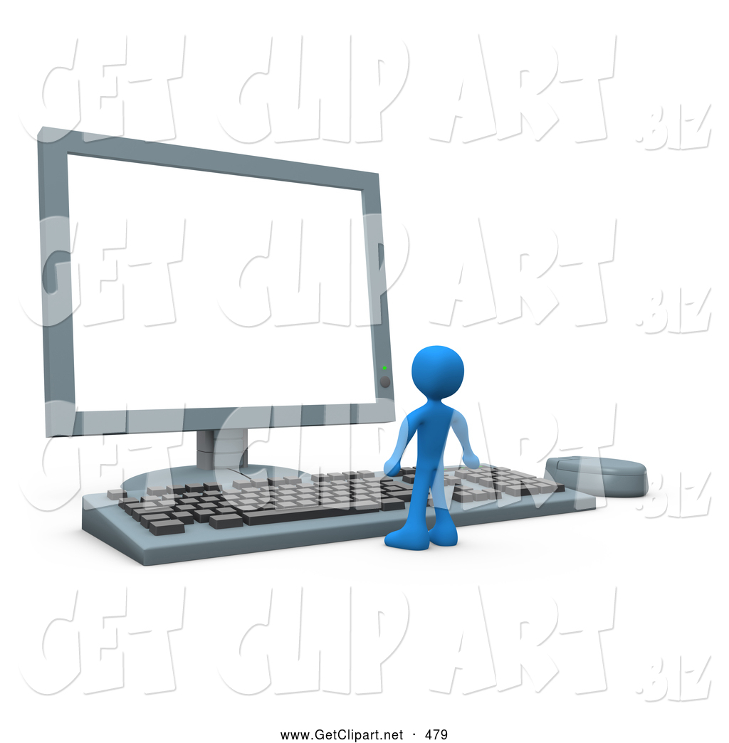 3d keyboard computer clipart - ClipartFest picture royalty free