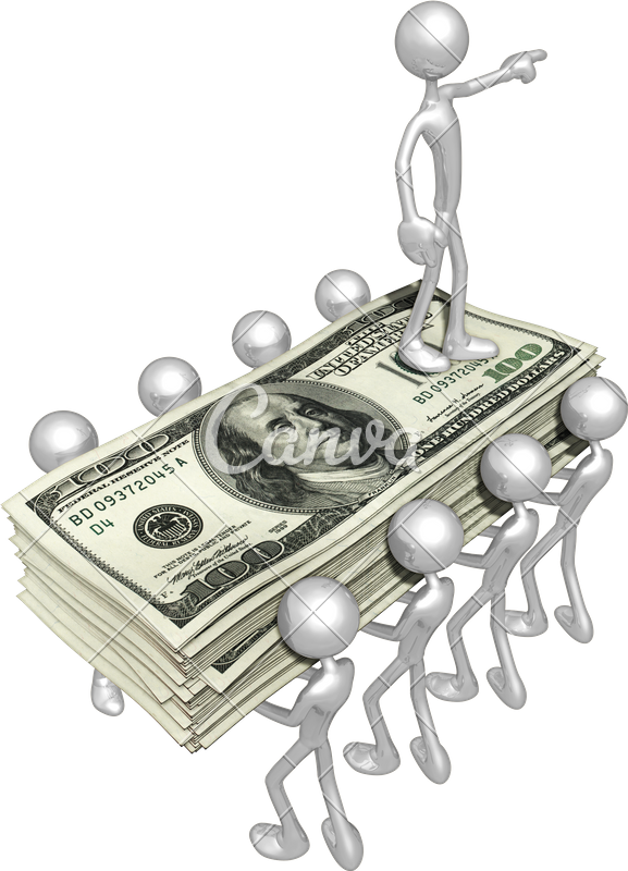 3d man with money clipart clip library stock 3D Money - Photos by Canva clip library stock