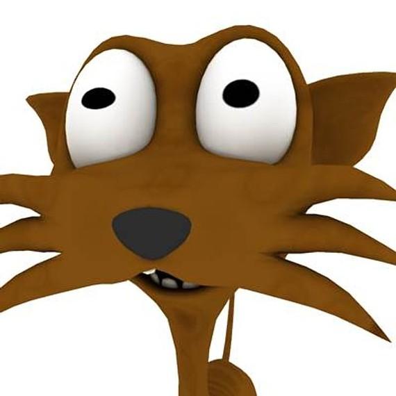 3d max clipart graphic download Cat Cartoon 3d Max Clipart - Free to use Clip Art Resource graphic download