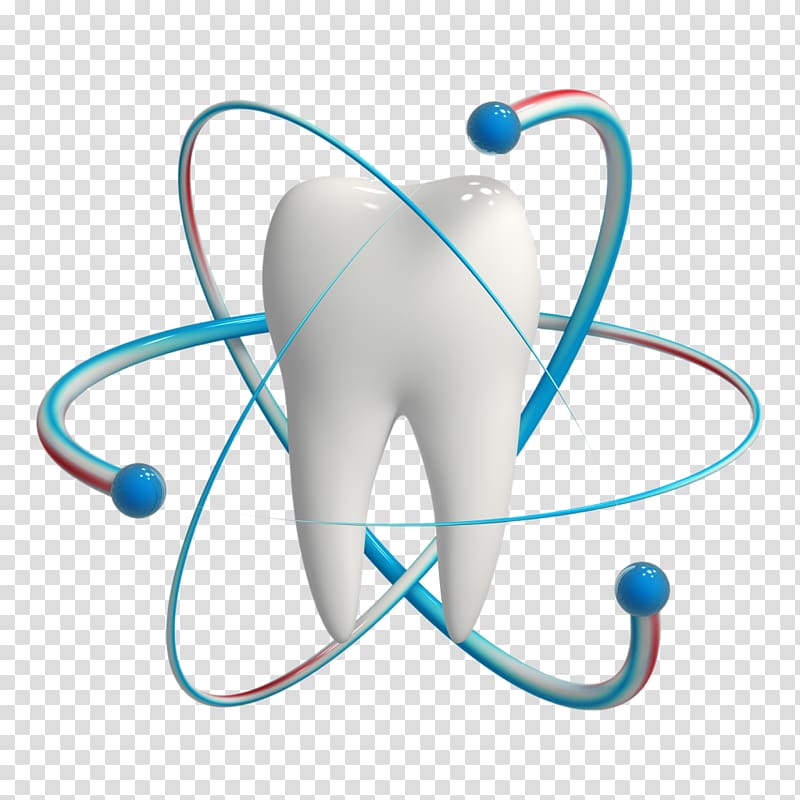 Dentistry Tooth decay Human tooth, 3d dental health chart ... vector free