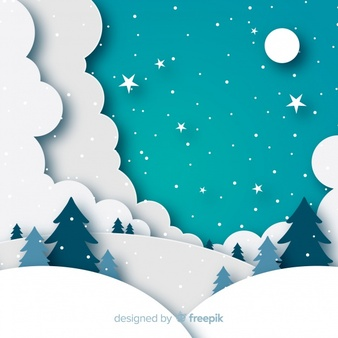 3d paper snow cap clipart jpg royalty free Winter Vectors, Photos and PSD files   Free Download jpg royalty free