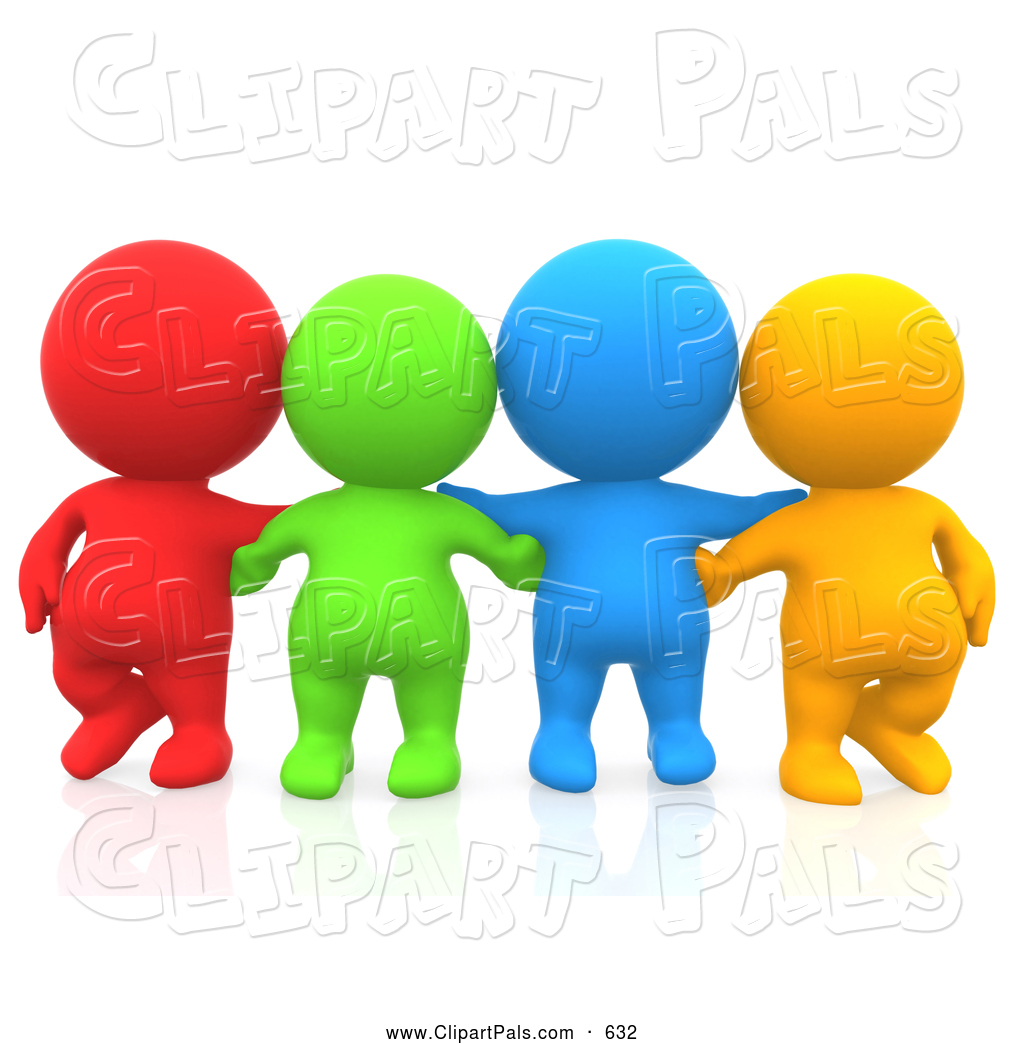 3d people clipart border vector library 3d people clipart border - ClipartFox vector library
