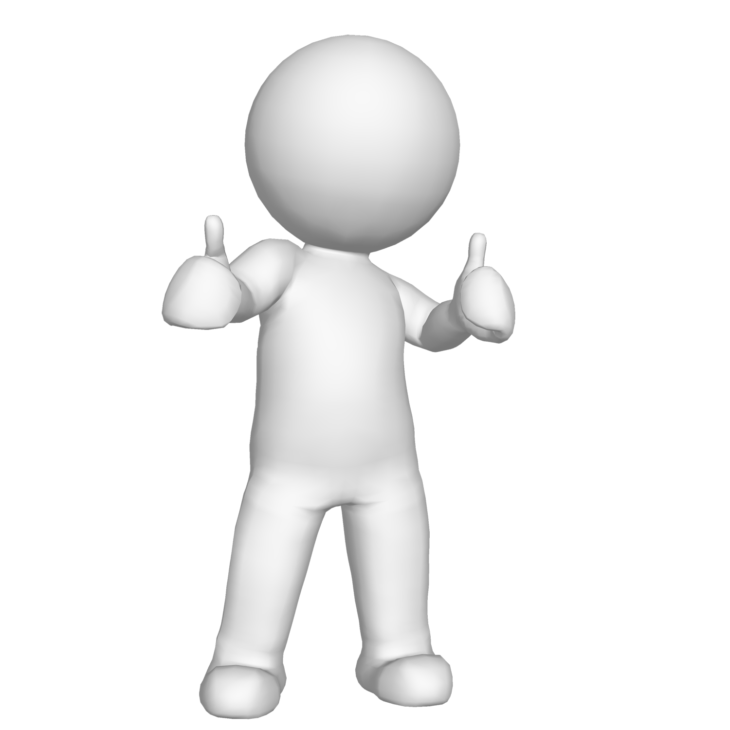 3d person clipart release image freeuse Thoughts clipart 3d person, Thoughts 3d person Transparent FREE for ... image freeuse