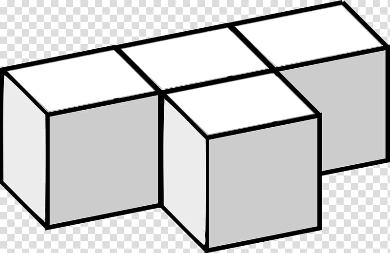 3D Tetris Jigsaw Puzzles Tetris Worlds Tetris Friends, block ... clipart black and white stock