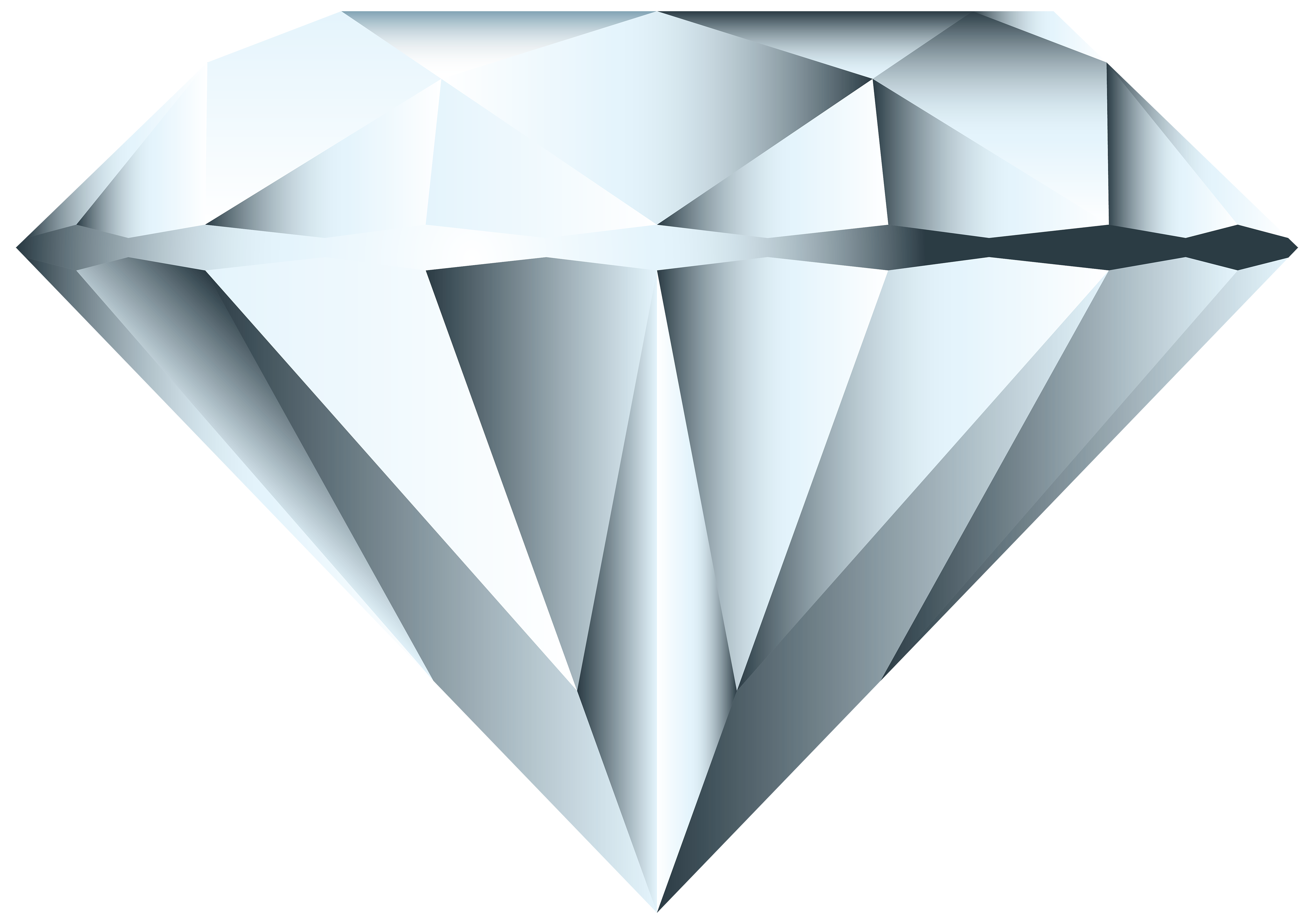 Big diamond clipart vector download Free Diamond Blue Cliparts, Download Free Clip Art, Free Clip Art on ... vector download