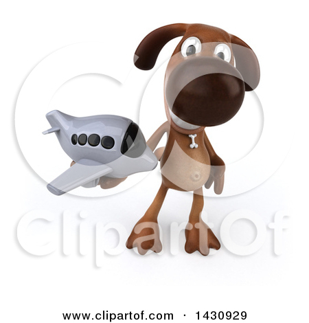 3d small dog clipart image free download Clipart of a 3d Brown Chocolate Lab Dog, on a White Background ... image free download