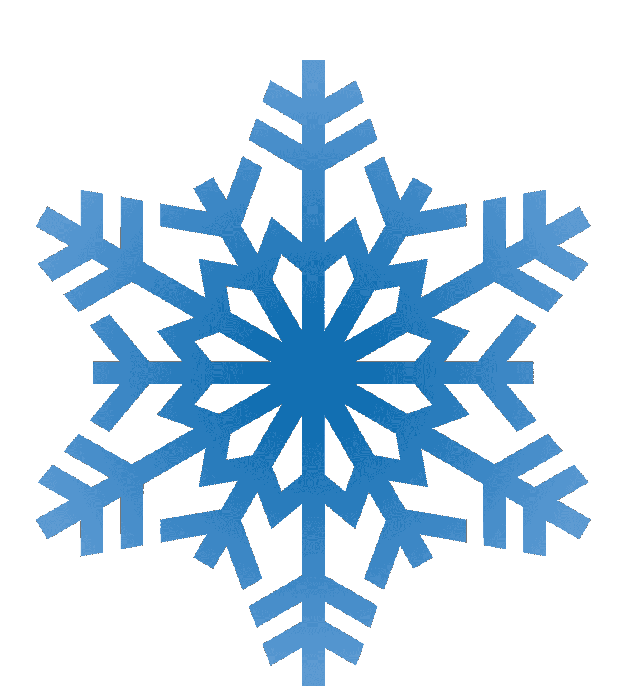 3d snowflake clipart graphic library Snowflake Logos graphic library