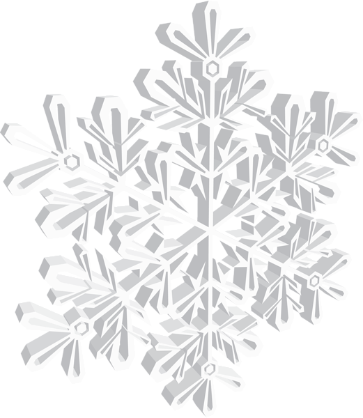 3d snowflake clipart jpg download White 3D Snowflake PNG Clipart Image | Inverno | Pinterest | 3d ... jpg download