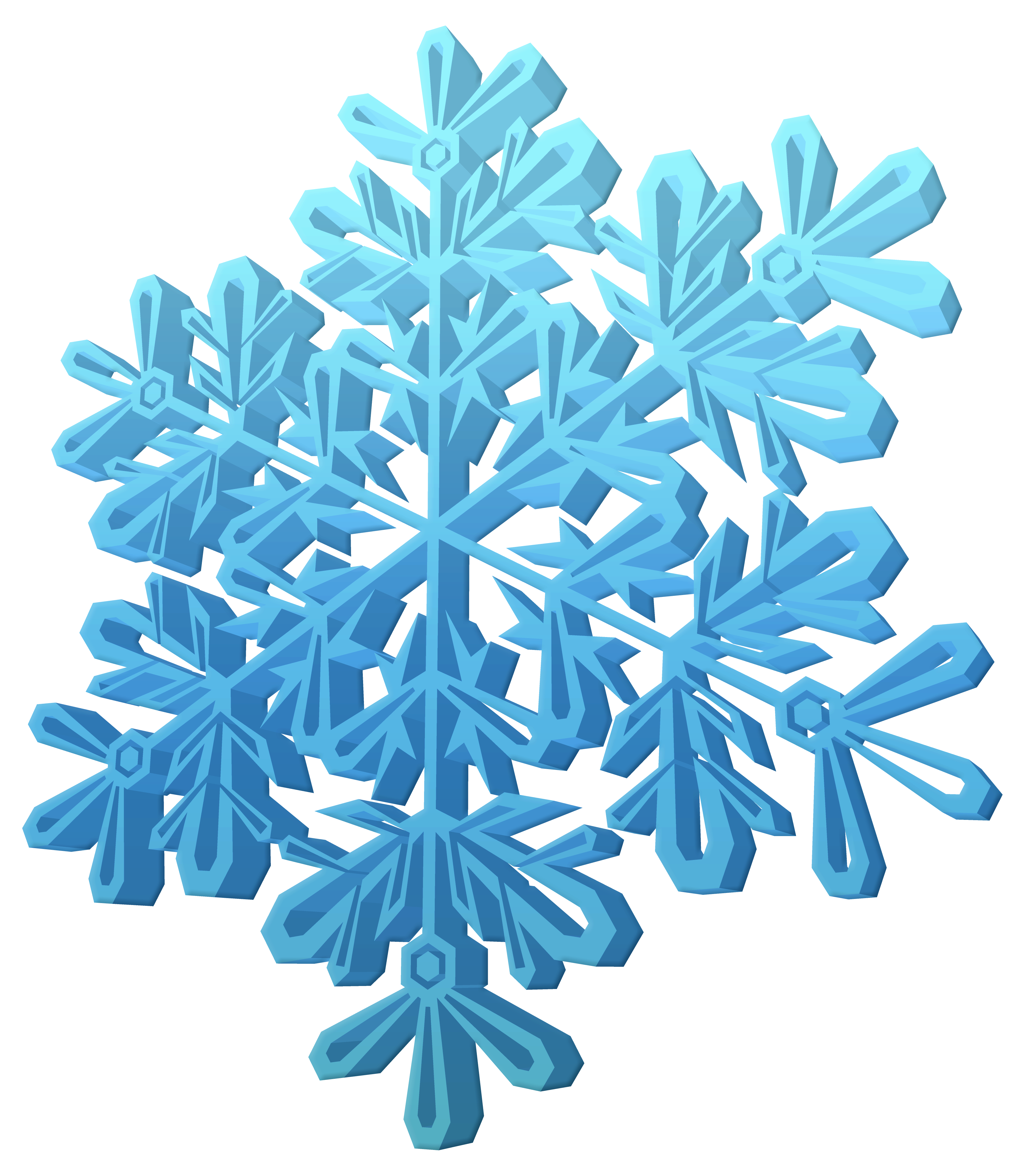 3D Snowflake PNG Clipart Image | Gallery Yopriceville - High ... image freeuse stock