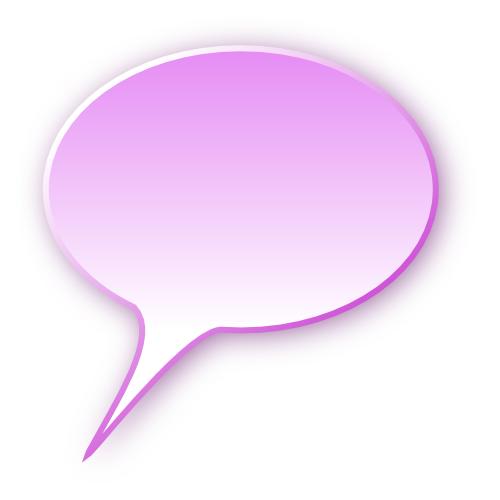 3d speech bubble clipart jpg transparent download 3D speech bubble purple | Alphabet | Text bubble, Speech balloon ... jpg transparent download