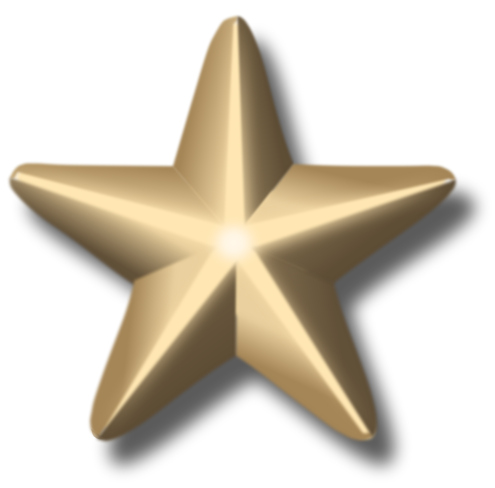 3d star clipart graphic library Free photo: 3D star - Star, Transparent, Render - Free Download - Jooinn graphic library