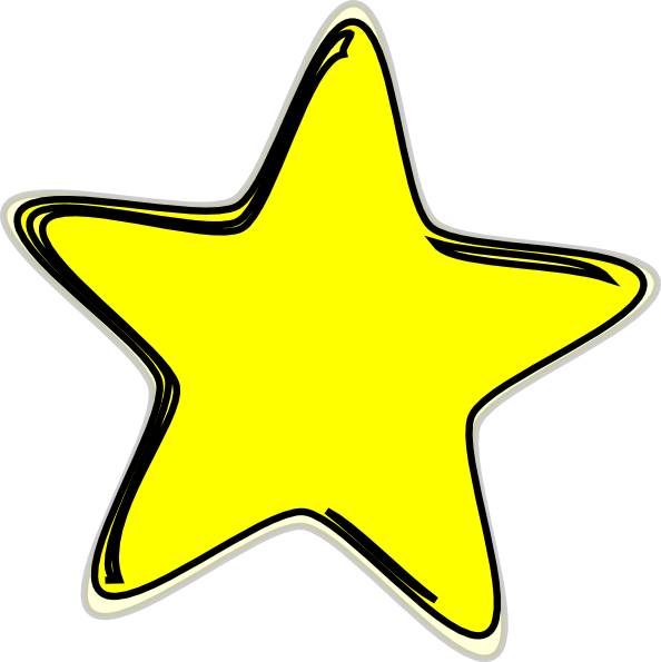 Free gold star clipart image library download 3d Star Clipart at GetDrawings.com | Free for personal use 3d Star ... image library download