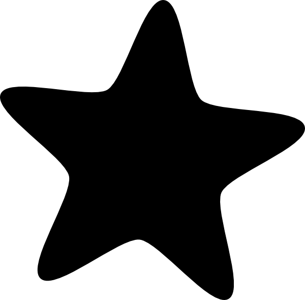 Black and white star clipart png free stock Black Star Clipart Png | jokingart.com Star Clipart free stock