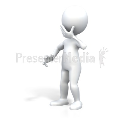 3d stick man clipart image royalty free library Stick Figure Surprised Pose - 3D Figures - Great Clipart for ... image royalty free library
