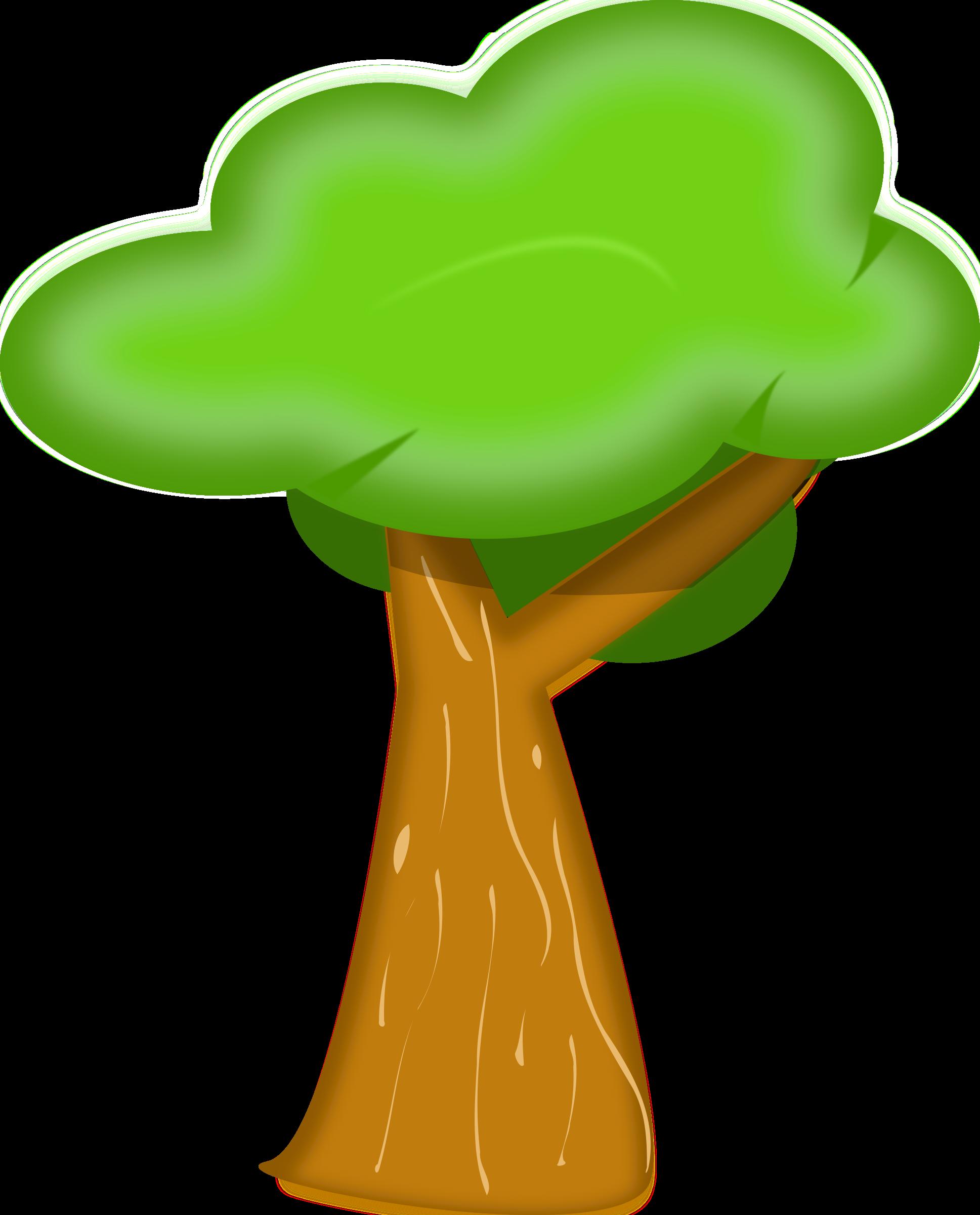3d tree clipart jpg freeuse Clipart - soft trees 1 jpg freeuse