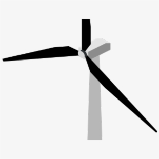 3d wind turbine clipart jpg library library Wind Turbine Clipart - Wind Turbine Clipart Gif #101537 - Free ... jpg library library